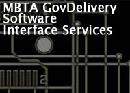 MBTA GovDelivery Software Interface Services