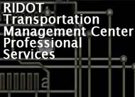 RIDOT Transportation Management Center Professional Services